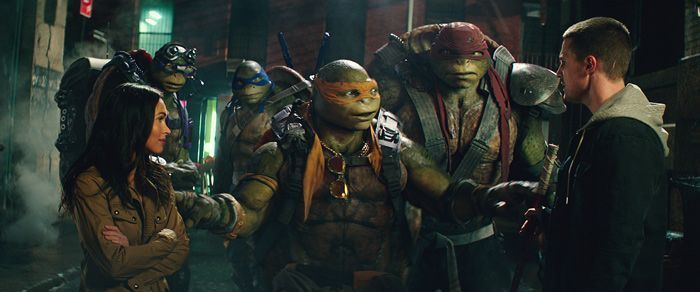 Ninja turtles 2 (2016) AudioVideoHD