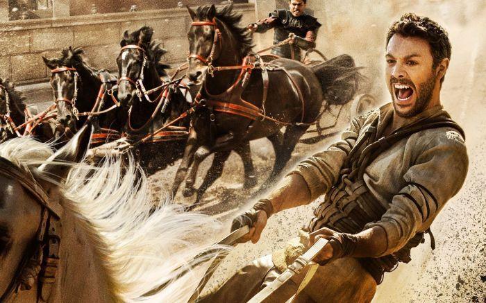 Ben-Hur (2016) análisis del DVD en AudioVideoHD.com
