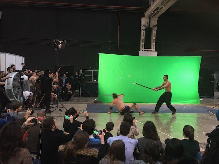 Saló del cinema i les séries (2017) AudioVideoHD