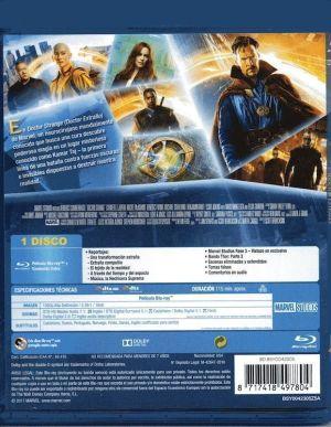 Doctor Strange (2016) analizado en AudioVideoHD.com