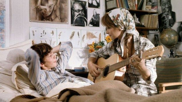 Un soplo en el corazón (1971) Análisis en AudioVideoHD.com