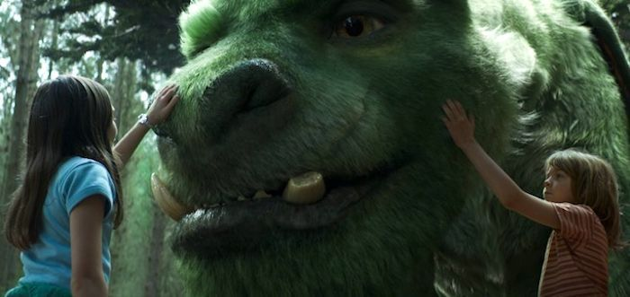 Peter y el dragón (2016) AudioVideoHD