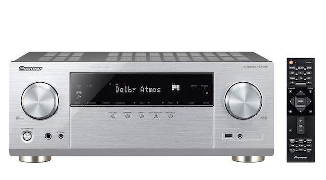 Pioneer VSX-932 (2017) AudioVideoHD.com