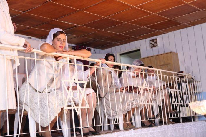 El balcón de las mujeres (2016) Análisis en AudioVideoHD.com