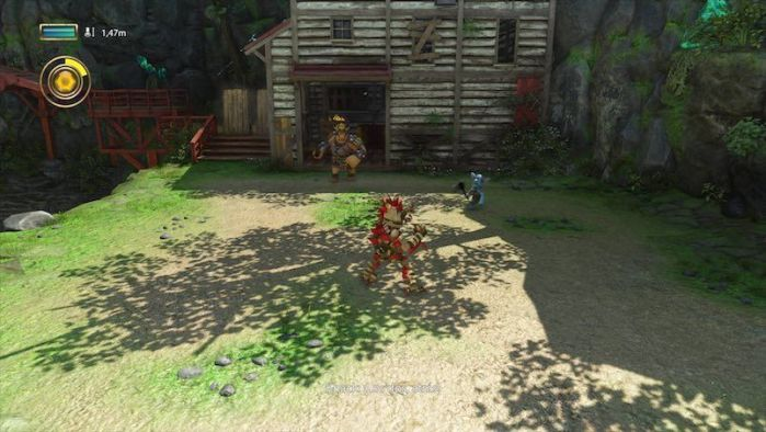 KNACK II (para PS4) Regresa el héroe de las plataformas