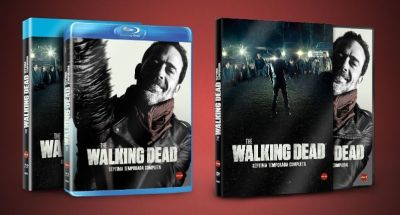 The Walking Dead temporada 7. Análisis del Blu-Ray en AudioVideoHD.com