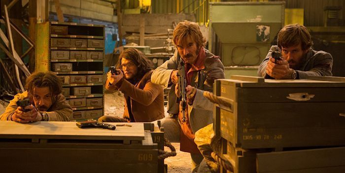 Free fire (2016) AudioVideoHD