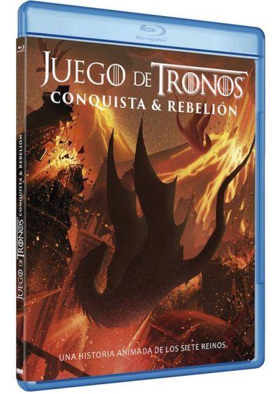 """""""Conquista y Rebelión: La Historia Animada de los Siete Reinos"""" AudioVideoHD.com"""