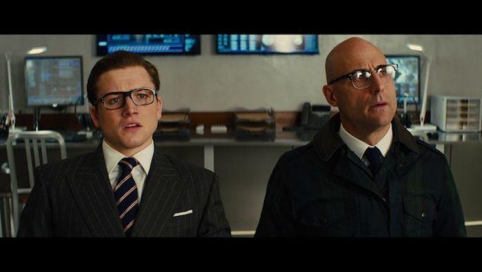 Kingsman: El círculo de oro (2017). Blu-Ray analizado en AudioVideoHD.com