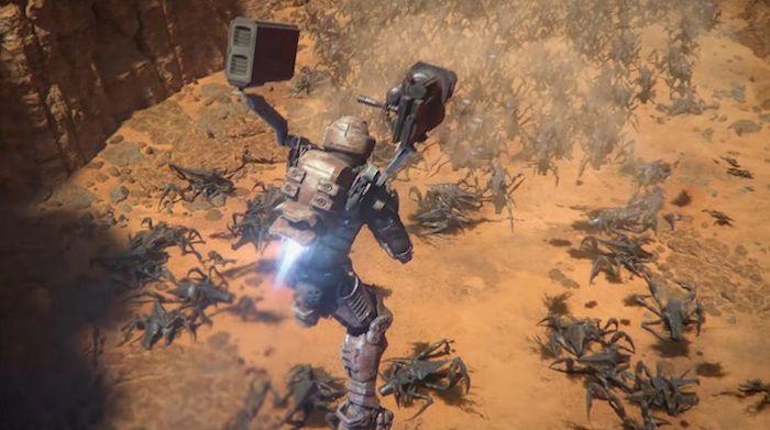Starship Troopers: Traidor de Marte (AudioVideoHD)