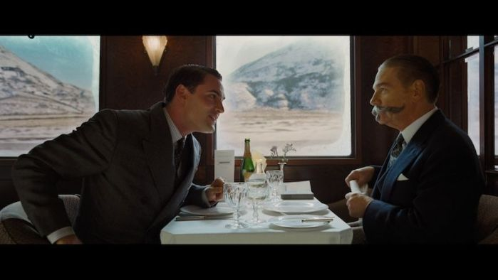 Asesinato en el Orient Express (2017) Blu-Ray analizado en AudioVideoHD.com