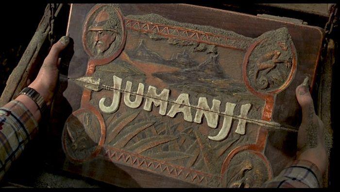 Jumanji (1995) AudioVideoHD