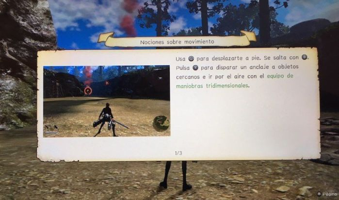 A.O.T. 2 (2018) analizamos el videojuego en la Switch - AudioVideoHD.com