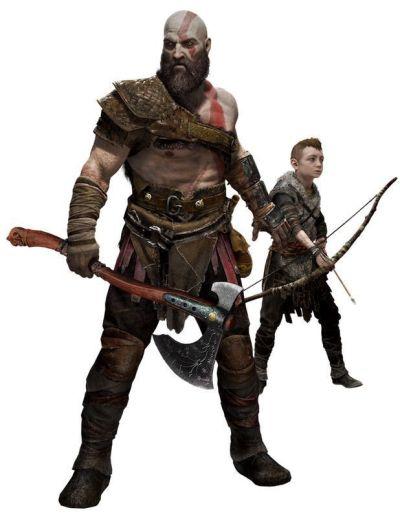 God of War (2018) Analizado en AudioVideoHD.com