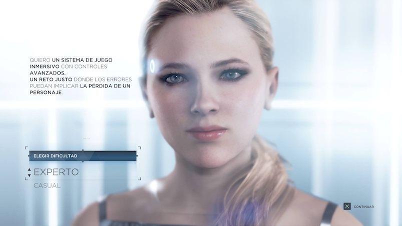 DETROIT: BECOME HUMAN (análisis del videojuego para PS4-Pro). AudioVideoHD.com