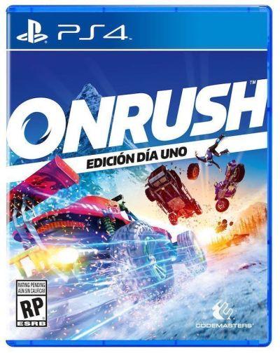 Onrush (2018) Analizado en AudioVideoHD.com