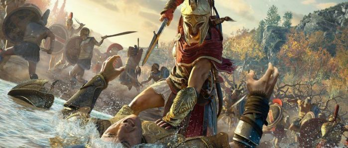 Assassin´S Creed Odyssey (análisis en Xbox ONE) AudioVideoHD.com