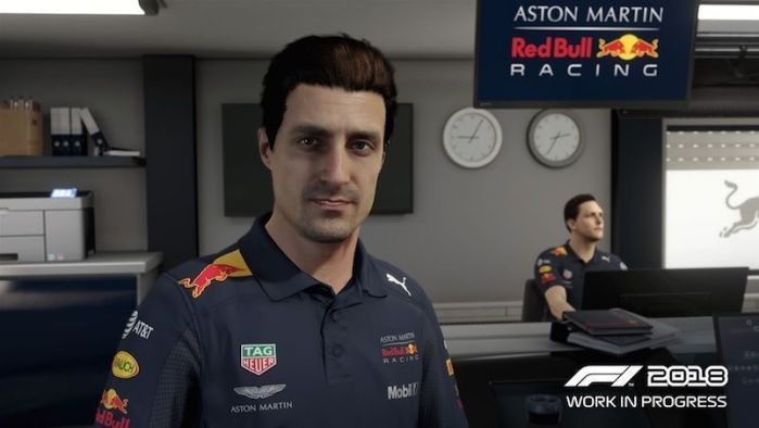 F1 (2018) The Official Videogame. Analizado en AudioVideoHD.com