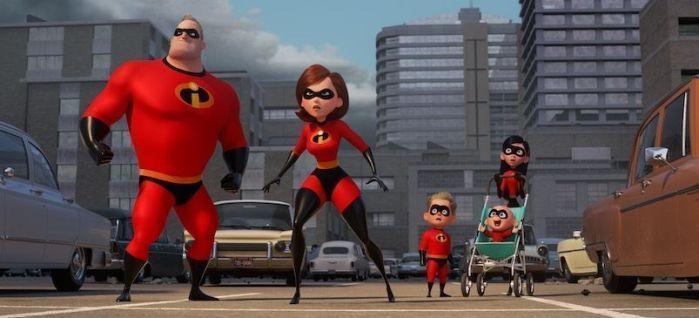 Los Increíbles 2 (2018) Blu-Ray analizado en AudioVideoHD.com