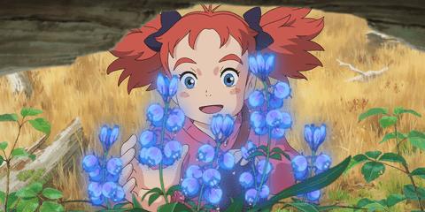 Mary y la flor de la bruja (2017) Blu-Ray analizado en AudioVIdeoHD.com