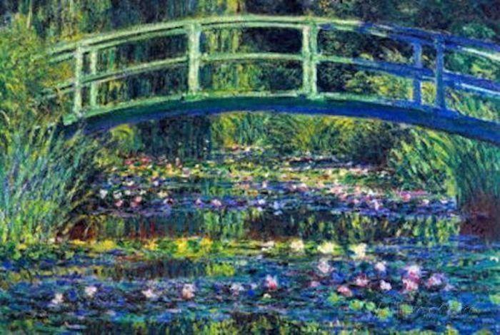 Los Nenúfares de Monet (AudioVideoHD)