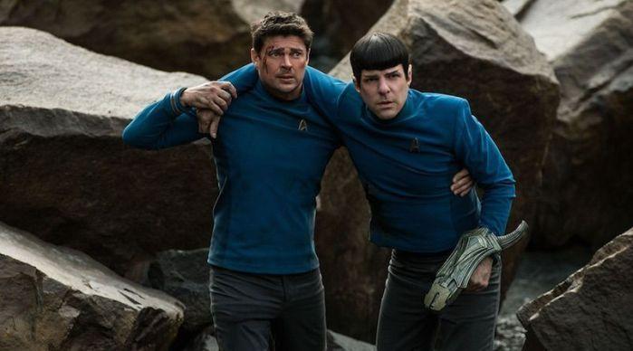 Star Trek en la oscuridad (2016) Análisis en AudioVideoHD.com