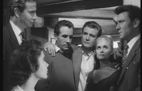 Un lugar en la cumbre (1959) Blu-Ray analizado en AudioVideoHD.com