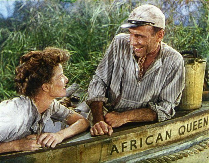 La Reina de África (1951) Blu-Ray analizado en AudioVIdeoHD.com