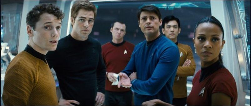 STAR TREK (2009) Regreso a la Frontera Final