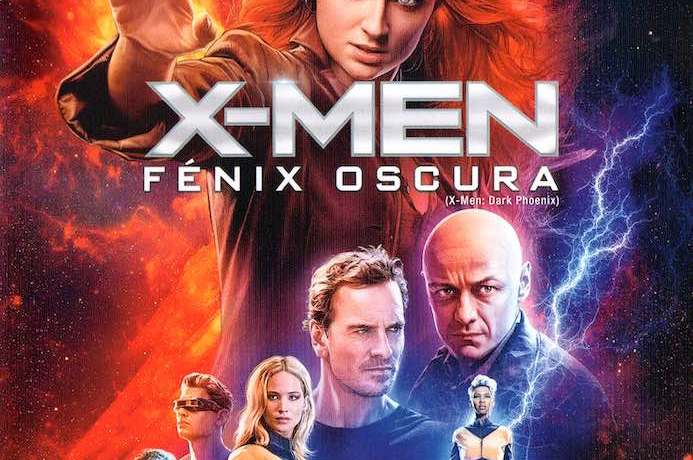 X-Men: Fénix oscura. Blu-Ray