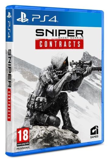 SNIPER GHOST WARRIOR CONTRACTS - 2019