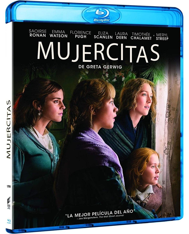 Blu-Ray de Mujercitas (2019) - A la venta desde abril de 2020