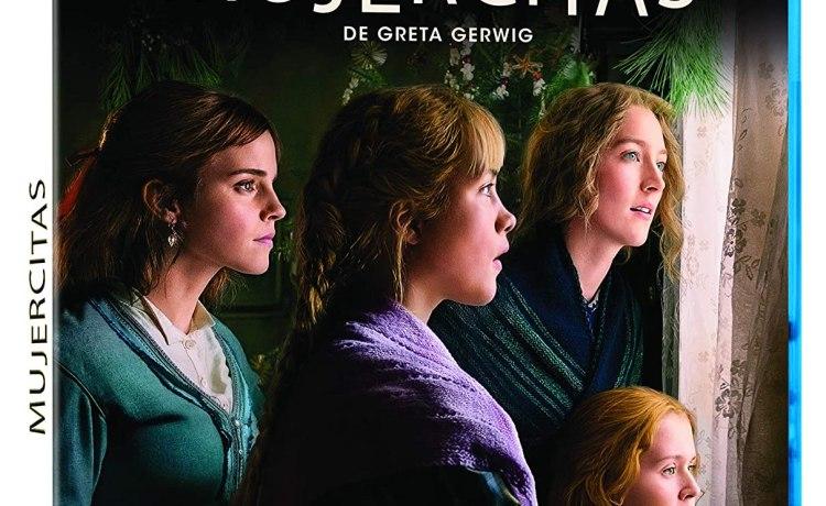 """Blu-Ray de """"Mujercitas"""" (2019)"""