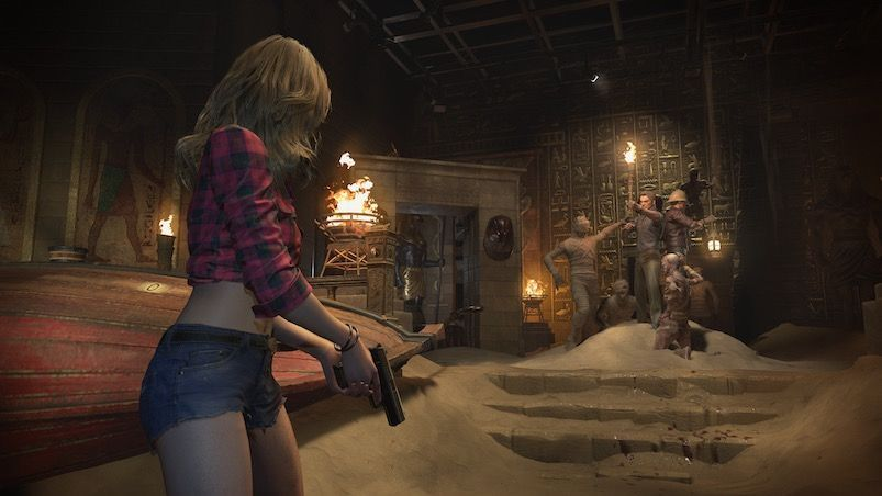 Resident Evil Resistance - 2020
