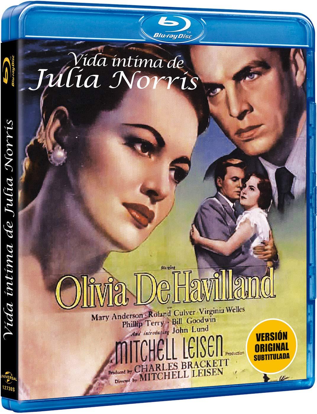 Vida íntima de Julia Norris (1946) Remasterizado para Blu-Ray