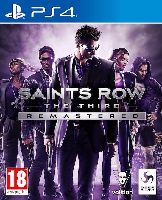 Saints Row The Third - Remasterizado 2020