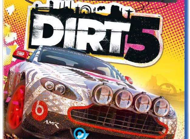 DIRT 5 - PS4 (2020)