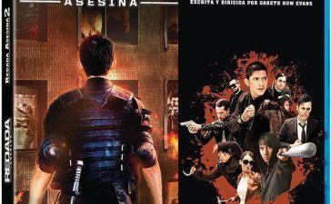 Redada Asesina 1 y 2 en Blu-Ray
