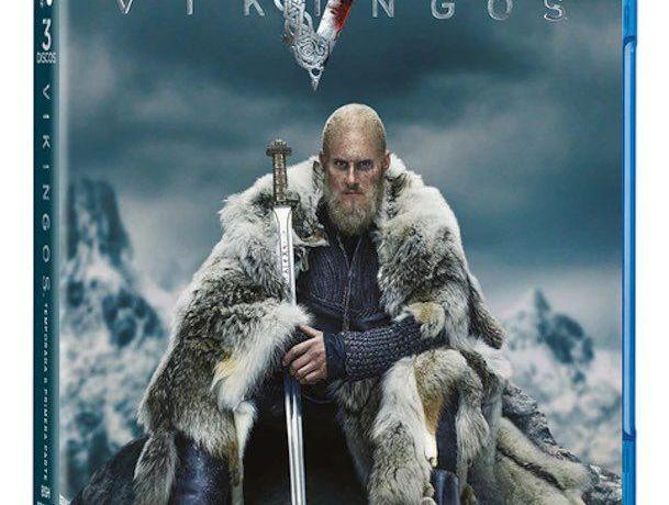Vikingos (T6, Parte 1) Blu-Ray