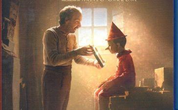 Pinocho (2019) en Blu-Ray
