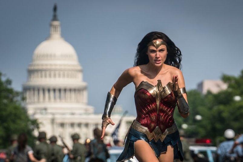 Gal Gadot es la protagonista de Wonder Woman 84 (2020)