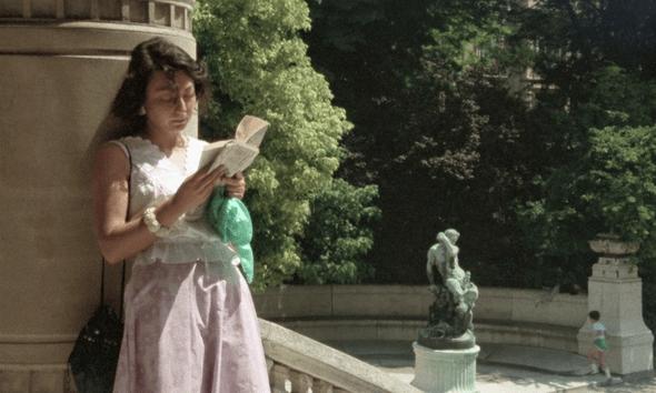 El rayo verde (1986)