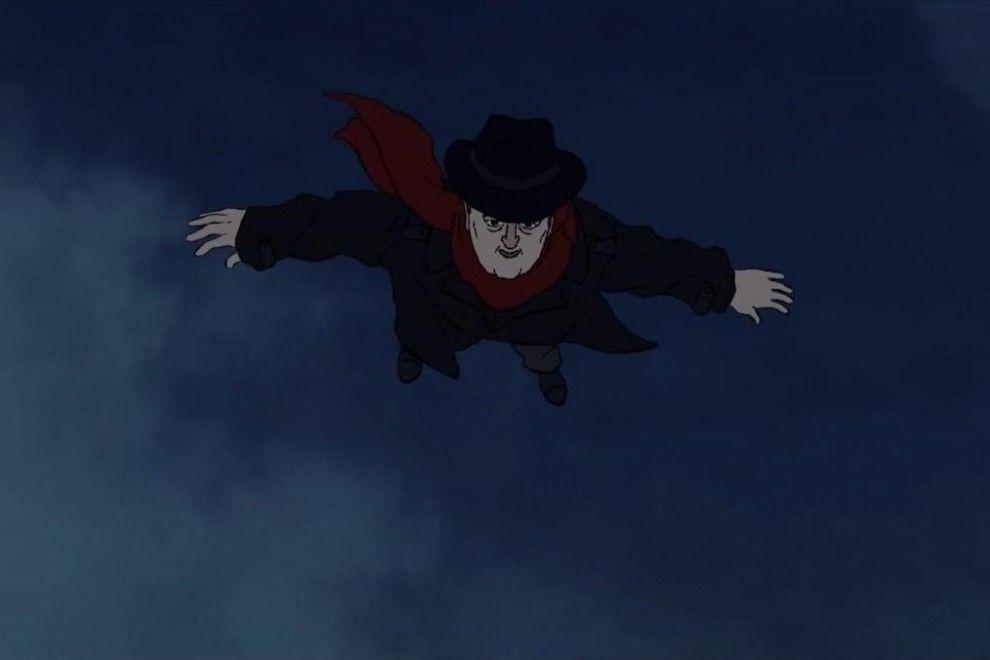 Fellini de los espíritus (2020)