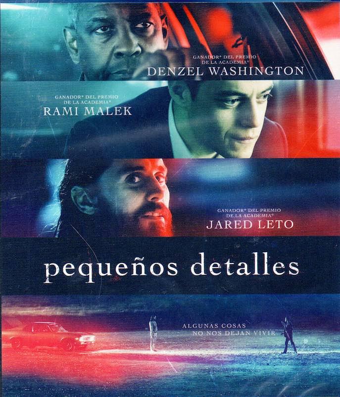 Pequeños Detalles (2020) Blu-Ray