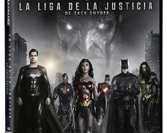 """""""La Liga de la Justicia de Zack Snyder"""" (2021)"""