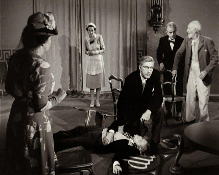 El ministerio del miedo (1944)