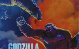 Godzilla vs. Kong (2021) Steelbook
