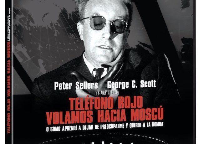 TELÉFONO ROJO VOLAMOS HACIA MOSCÚ (1964)