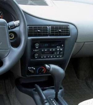 2003 Chevrolet Cavalier Audio Stereo Radio Install Wiring