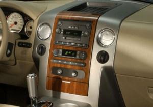 2004 Ford F150 Audio Wiring Radio Diagram Schematic Colors